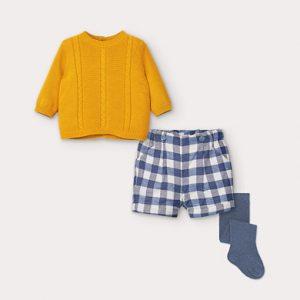 Conjunto Pantalon Corto